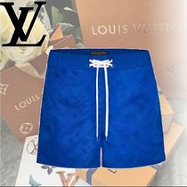 Louis Vuitton Monogram Shorts