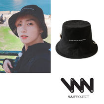 WV PROJECT Unisex Bucket Hats Wide-brimmed Hats