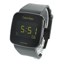 Calvin Klein Unisex Quartz Watches Digital Watches