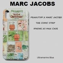 MARC JACOBS Leather Smart Phone Cases