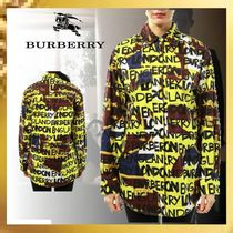 Burberry Long Sleeves Shirts & Blouses