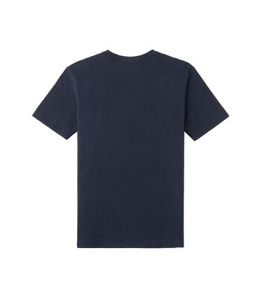 A.P.C. Crew Neck Crew Neck Stripes Unisex Street Style Cotton Short Sleeves 7
