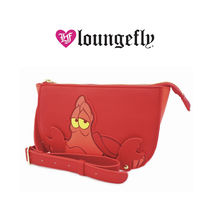 LOUNGE FLY Casual Style Shoulder Bags