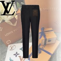 Louis Vuitton Wool Pants