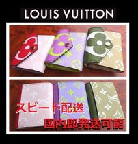 Louis Vuitton ZOE Monogram Unisex Folding Wallets