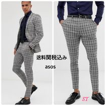 ASOS Slax Pants Glen Patterns Slacks Pants