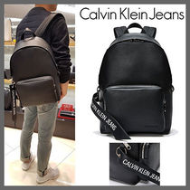 Calvin Klein Unisex Faux Fur Backpacks