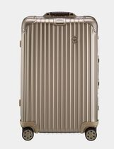 RIMOWA Lufthansa Private Jet Unisex 5-7 Days Hard Type TSA Lock Luggage & Travel Bags