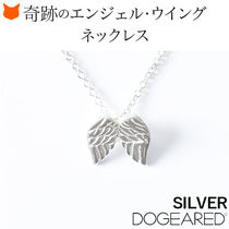 Dogeared Casual Style Silver Necklaces & Pendants