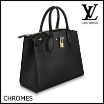 Louis Vuitton CITY STEAMER Totes
