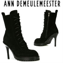 Ann Demeulemeester Elegant Style Ankle & Booties Boots