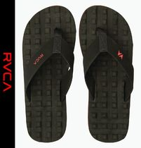 RVCA Street Style Shower Shoes Shower Sandals