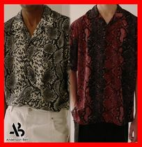 ANDERSSON BELL Street Style Shirts