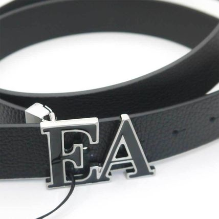 Collaboration Leather Belts