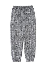 NOON GOONS Unisex Street Style Other Animal Patterns Python Pants