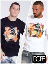 DOPE couture Unisex Street Style T-Shirts