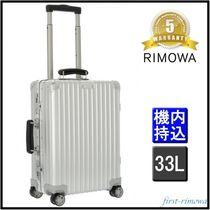 RIMOWA CLASSIC Unisex 1-3 Days Hard Type TSA Lock Carry-on