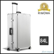 RIMOWA CLASSIC Unisex Over 7 Days Hard Type TSA Lock Luggage & Travel Bags