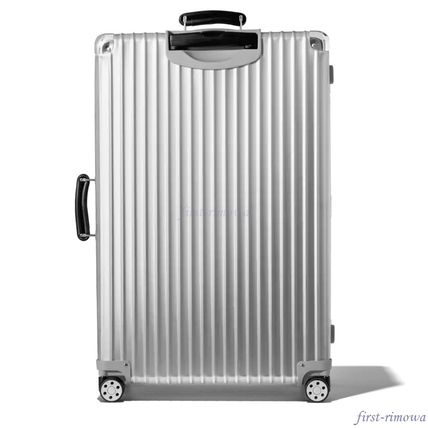 RIMOWA CLASSIC Unisex Hard Type TSA Lock Luggage & Travel Bags