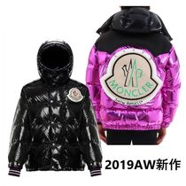MONCLER MONCLER GENIUS Short Street Style Down Jackets