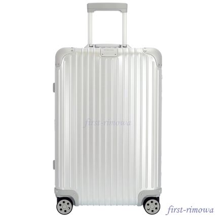 RIMOWA ORIGINAL Unisex Hard Type TSA Lock Luggage & Travel Bags