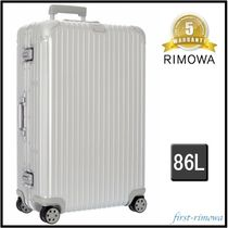 RIMOWA ORIGINAL Unisex Over 7 Days Hard Type TSA Lock Luggage & Travel Bags