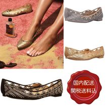 Katy Perry Platform Casual Style Plain Slip-On Shoes