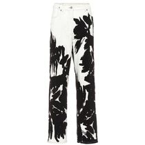 Dries Van Noten Casual Style Plain Long Skinny Pants