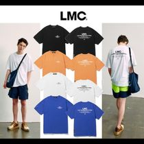 LMC Unisex Street Style Short Sleeves T-Shirts