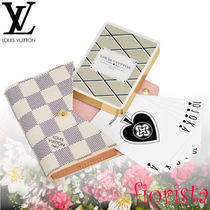 Louis Vuitton Unisex Blended Fabrics Home Party Ideas Games
