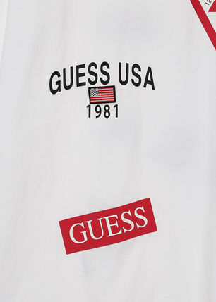 Guess More T-Shirts Unisex Street Style T-Shirts 7