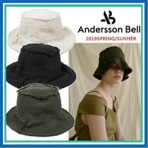 ANDERSSON BELL Unisex Street Style Bucket Hats Keychains & Bag Charms