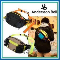 ANDERSSON BELL Unisex Street Style Plain Bags