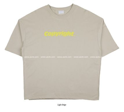 More T-Shirts Cotton Short Sleeves Oversized Logo T-Shirts 12