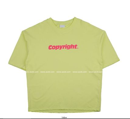 More T-Shirts Cotton Short Sleeves Oversized Logo T-Shirts 13