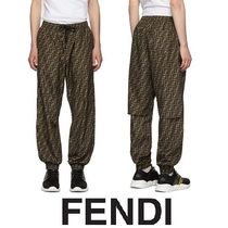 FENDI FOREVER Plain Pants