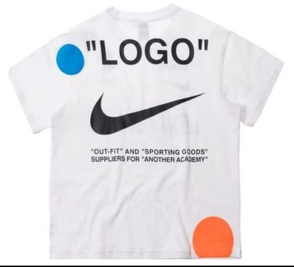 Off-White More T-Shirts Street Style Collaboration Short Sleeves T-Shirts 4