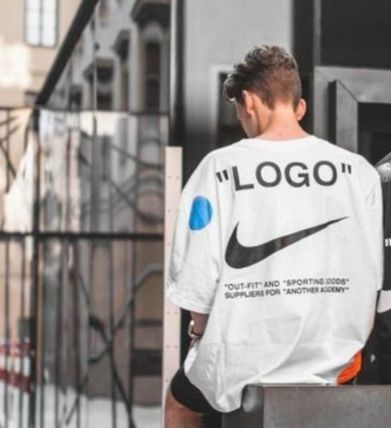 Off-White More T-Shirts Street Style Collaboration Short Sleeves T-Shirts 5
