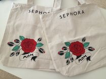 SEPHORA Casual Style A4 Totes
