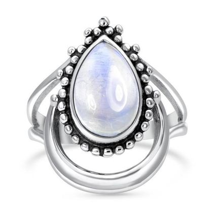 Costume Jewelry Silver Rings