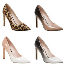 Nine West Pin Heels Office Style Pointed Toe Pumps & Mules