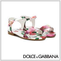 Dolce & Gabbana Baby Girl Shoes