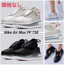 Nike AIR MAX 720 Open Toe Platform Casual Style Street Style Plain
