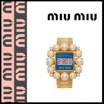 MiuMiu Digital Watches