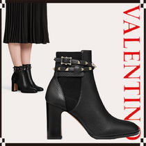 VALENTINO Star High Heel Boots