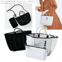 Ron Herman Casual Style Collaboration 2WAY Plain Shoulder Bags