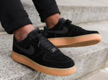 Nike AIR FORCE 1 Platform Casual Style Street Style Platform & Wedge Sneakers