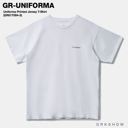 GR-Uniforma More T-Shirts T-Shirts