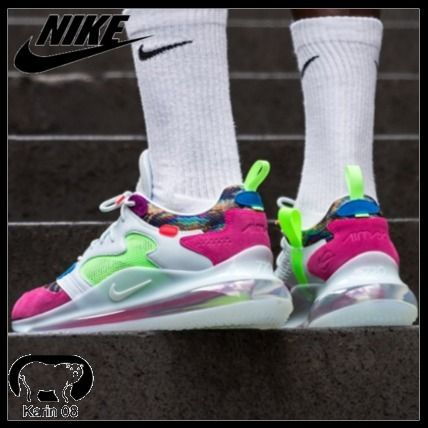 new style 21b15 3256e Nike AIR MAX 720 2019 SS Unisex Street Style Bi-color Sneakers (CK2531-900)