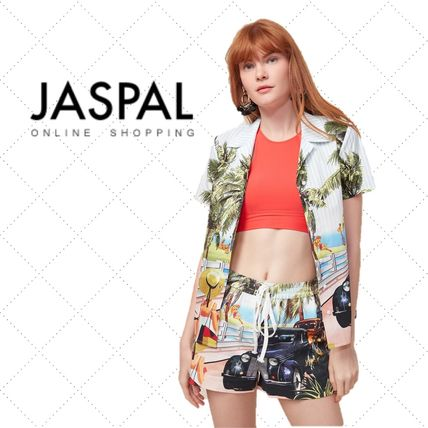 Tropical Patterns Casual Style Other Animal Patterns Medium